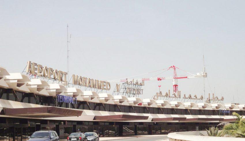 Les a roports du maroc une forte croissance du trafic des passagers en avril 2018 innovant - L office national des aeroports ...